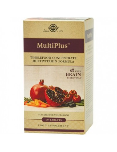 SOLGAR MultiPlus with BRAIN ESSENTIALS tabs 90