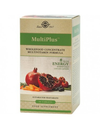 SOLGAR MultiPlus with ENERGY ESSENTIALS tabs 90