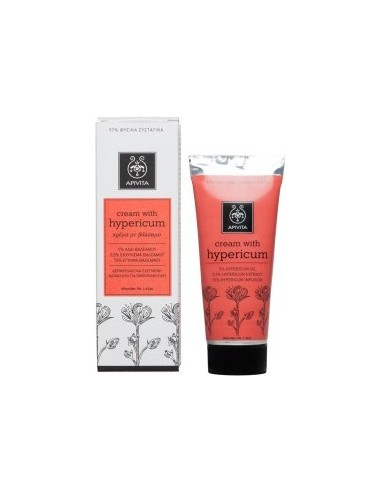APIVITA Hypericum Cream 40ml