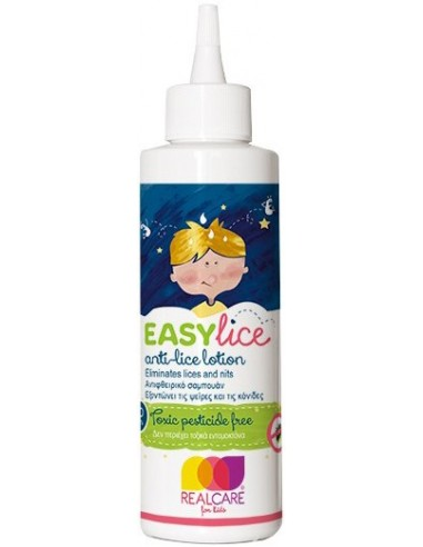 REAL CARE For Kids Easy Lice Anti-Lice Spray 100ml