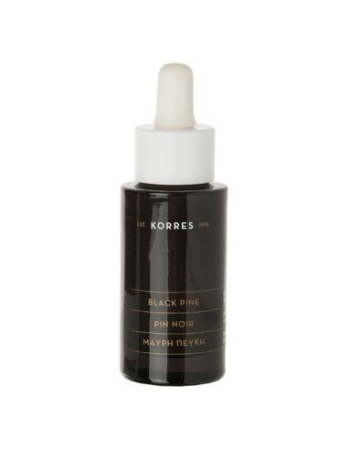 KORRES BLACK PINE SERUM OIL 30ml