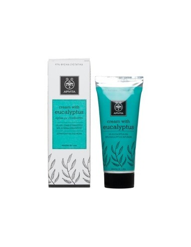 APIVITA Cream With Eucalyptus 40ml