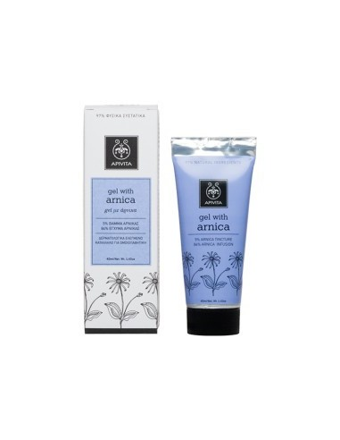 APIVITA Gel With Arnica 40ml