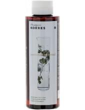 KORRES Shampoo Aloe & Dittany 250ml