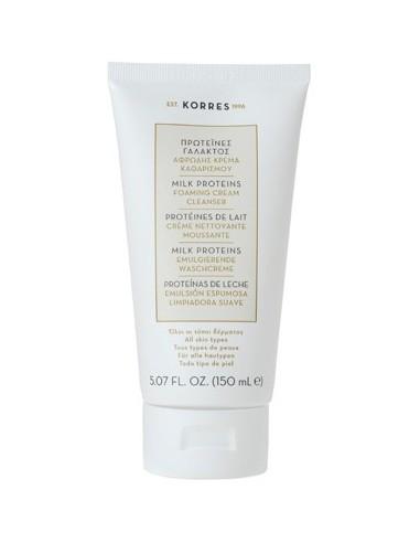KORRES Milk Proteins Foaming Cream Cleanser 150ml