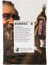 KORRES Herb Balsam Pastilles with Aromatic Plant Essential oils, Honey and Stevia 16 Pastilles