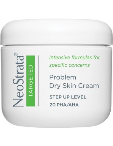 NEOSTRATA Targeted Treatment Problem Dry Skin Cream Step Up Level 20 AHA/PHA 100gr