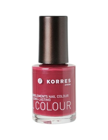 KORRES Nail Color 60 Berry Rose 10ml