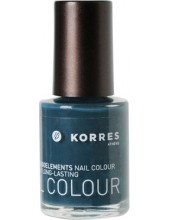 KORRES Nail Color 37 Hazy Petrol 10ml