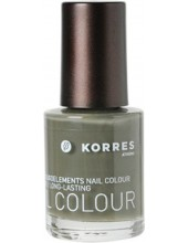 KORRES Nail Color 62 Warm Khaki 10ml
