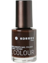 KORRES Nail Color 68 Chocolate Brown 10ml
