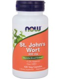 NOW St-John's Wort 300mg 100Caps