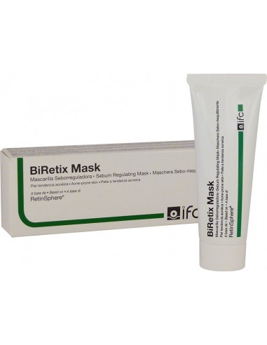 IFC BiRetix Mask Sebum Regulating 25ml