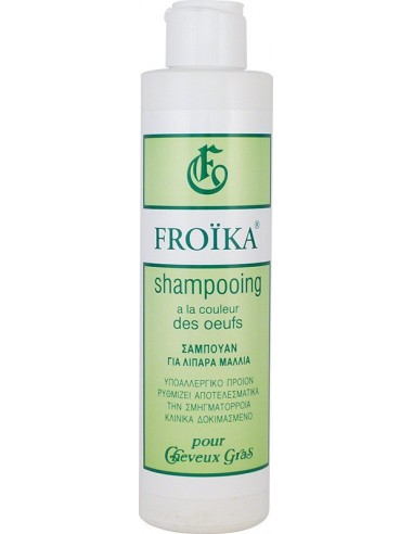 FROIKA Shampooing for Greasy Hair 200ml