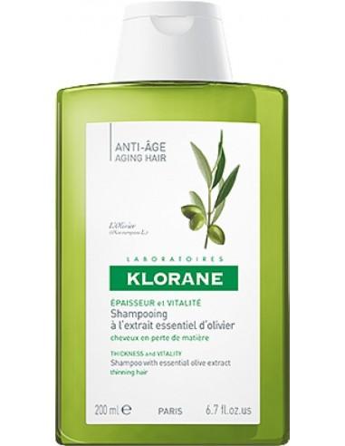 KLORANE Shampoo L' Olivier