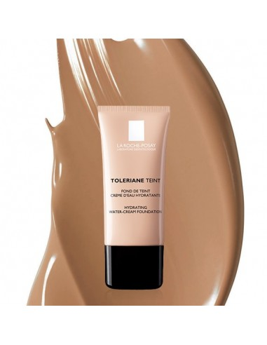 LA ROCHE-POSAY Toleriane Teint Hydrating Water-Creme Foundation 05 Hale/Honey Beige SPF 20 30ml