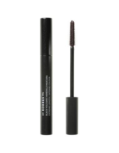KORRES Black Volcanic Minerals Professional Length Mascara 02 BROWN PLUM 7.50ml