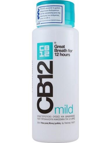 CB12 Mild Στοματικό Διάλυμα 250ml