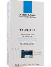 LA ROCHE-POSAY Toleriane Eye Make-up Remover 30x5ml