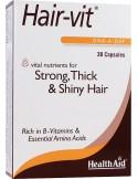 HEALTHAID Hair-vit 30caps