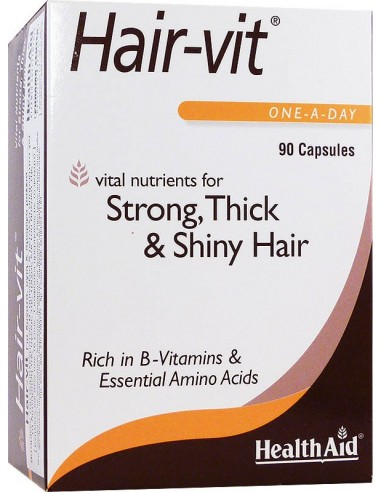 HEALTHAID Hair-vit 90caps