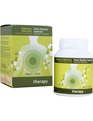 Chios MastihaTherapy Capsules 40gr