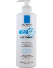 LA ROCHE-POSAY Toleriane Dermo-Nettoyant Bonus Pack 400ml