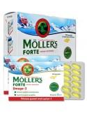 MOLLER'S Forte Omega-3 150 caps