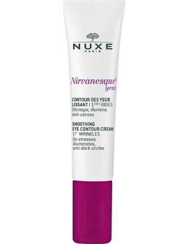 NUXE Nirvanesque® 1st Wrinkles Smoothing Eye Contour Cream 15ml