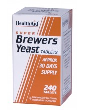 HEALTH AID Brewers Yeast...