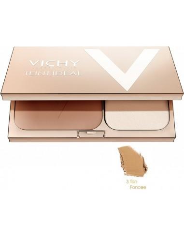 Vichy Teint Ideal Fond de teint Lumiere Poudre Compact 03 Tan-Foncee 9,5g