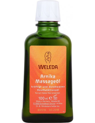 WELEDA Arnika Massage Oil