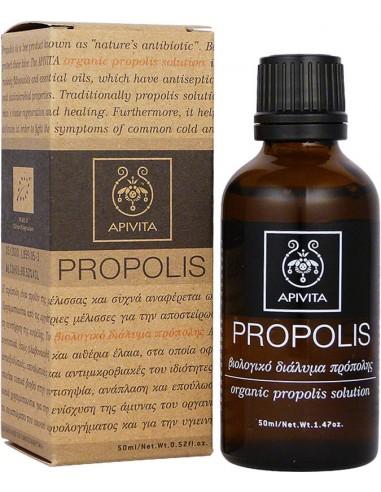 APIVITA Propolis Organic Propolis Solution
