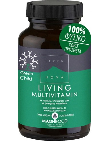 TERRANOVA Green Child Living Multivitamin