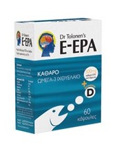 DR TOLONEN' S E-Epa 60caps