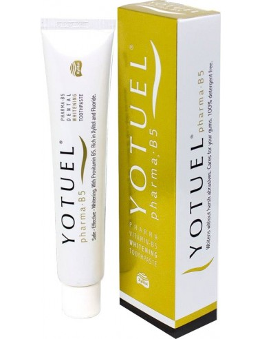 YOTUEL Pharma Vitamin B5 Whitening Toothpaste 50ml