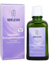 WELEDA Lavendel Entspannungsol 100ml
