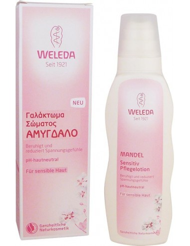 WELEDA Pflegelotion Mandel 200ml