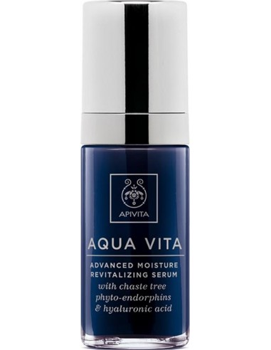 APIVITA Aqua Vita Advanced Moisture Reveitaling Serum 30ml