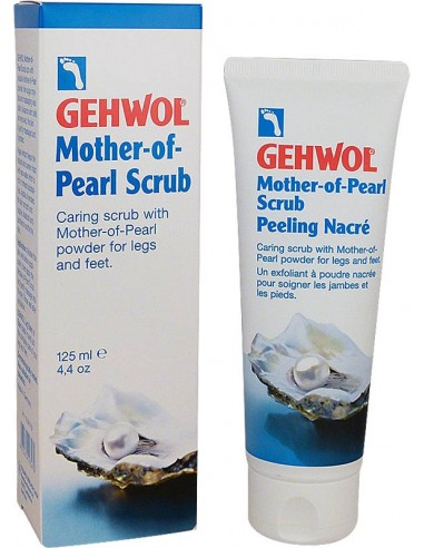 GEHWOL Mother of Pearl Scrub 125ml