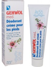 GEHWOL med Deodorant Foot Cream 75ml