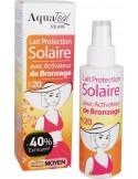 AQUATEAL SOLAIRE Lait Protection spf20 100ml