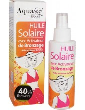 AQUATEAL SOLAIRE Huile Solaire 100ml