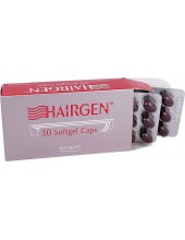 BODERM HAIRGEN 30 Softgel Caps