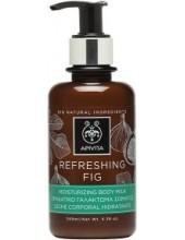 APIVITA Refreshing Fig Moisturizing Body Milk 200ml