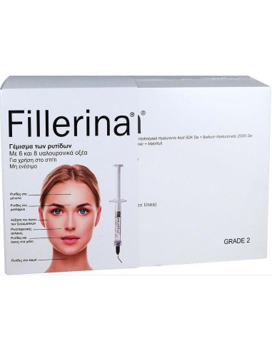 FILLERINA Treatment Grade 2