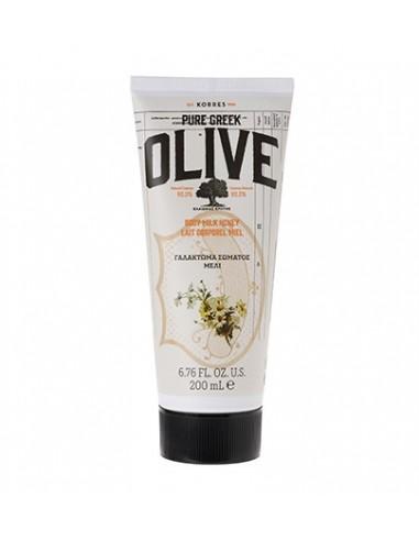 KORRES Pure Greek Olive Body Milk Olive Blossom - Γαλάκτωμα Σώματος Άνθη Ελιάς 250ml