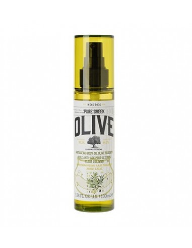 KORRES Pure Greek Olive Antiageing Body Oil Olive Blossom -  Αντιγηραντικό Λάδι Σώματος Άνθη Ελιάς 100ml