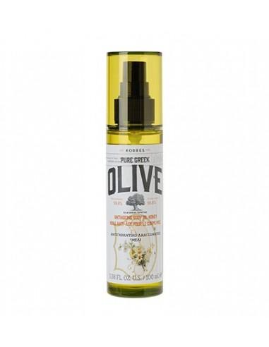 KORRES Pure Greek Olive Antiageing Body Oil Honey - Αντιγηραντικό Λάδι Σώματος με Μέλι 100ml