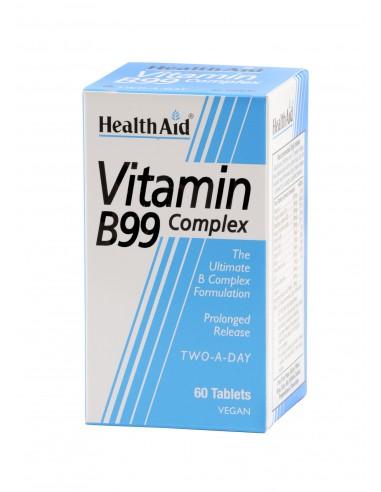 HEALTH AID Vitamin B99 COMPLEX 60 tabs